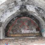 Поперечные галереи Потёмкинской лестницы первоначально были сквозными