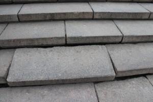 Выпадание гранитных ступеней из ложа Потёмкинской лестницы.