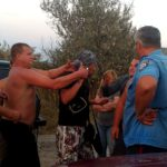 Нападение на И.Русева и журналистов 17.09.2016.22