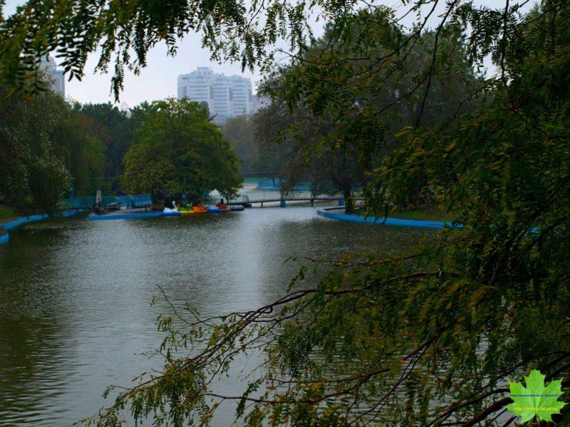 Прогулка в Одессе в октябре 5