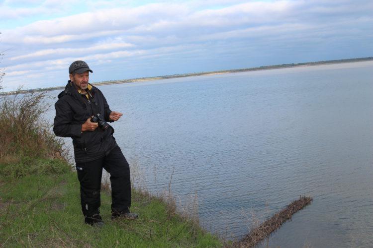 укреплении берега от водной эрозии