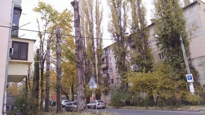 Одесса, Лунный переулок.