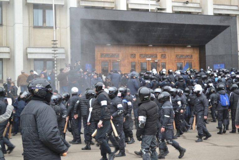 19 февраля в Одессе