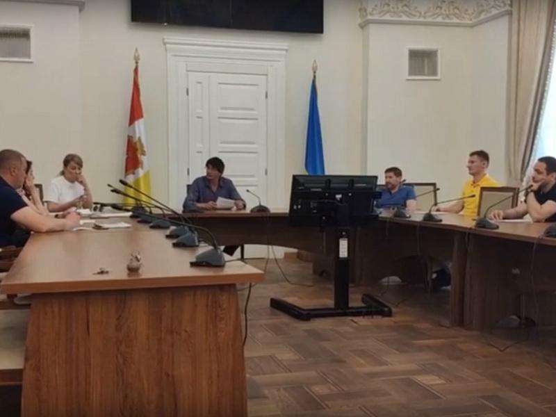 Заседание депутатской комиссии горсовета Одессы по коммунальной собственности 06.06.2019