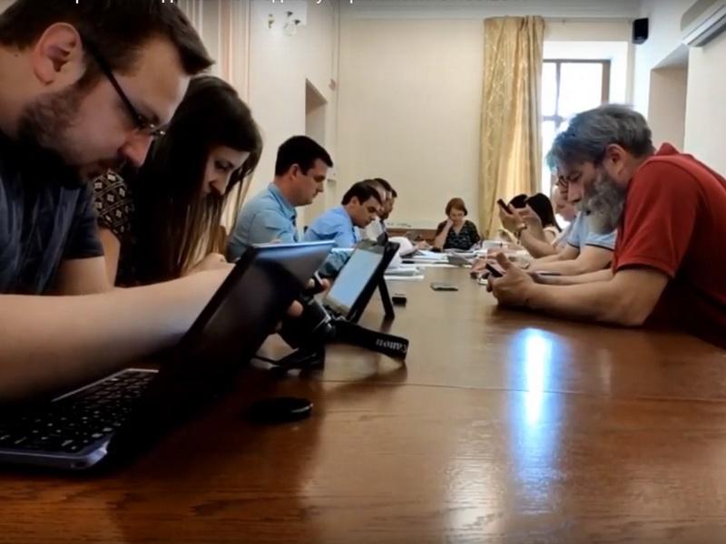 Заседание комиссии горсовета Одессы по бюджету и финансам 07.06.2019