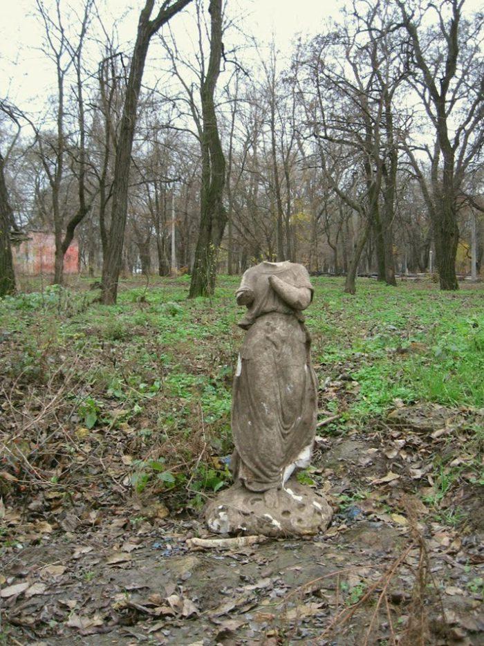 Преображенский парк, 2008 г.