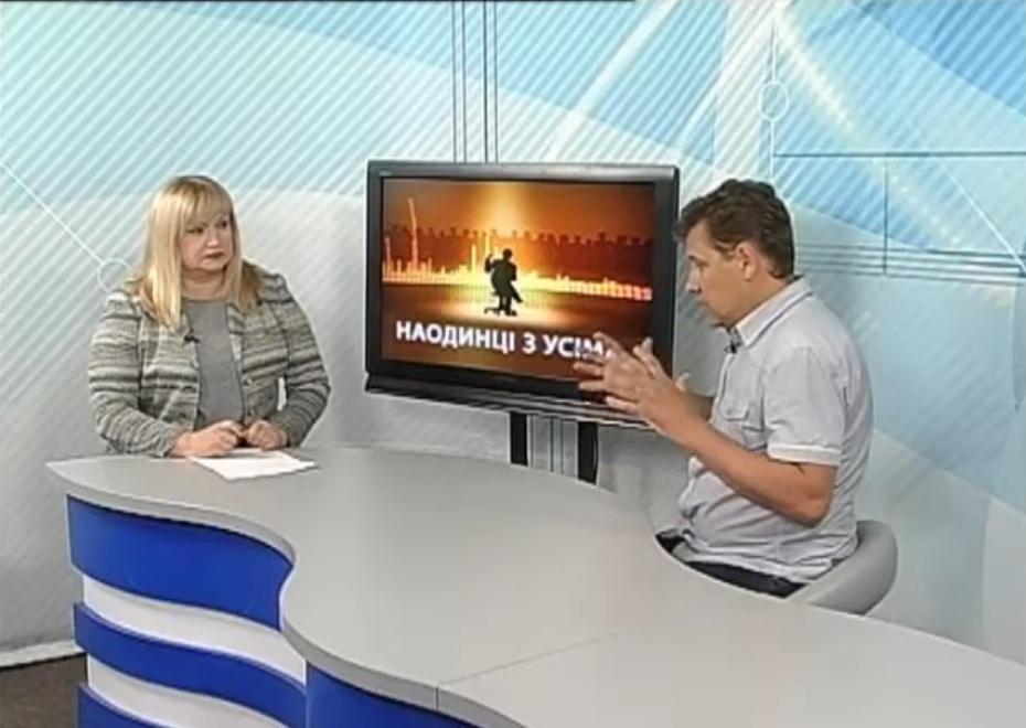 Владислав Балинский в эфире телеканала «Круг» 15.06.2017