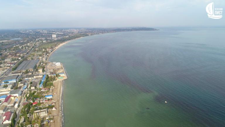 Красный прилив в Одессе